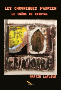 Les Chroniques d'Adrien: le crâne de cristal