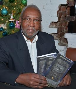Emmanuel Michel, dont c'est le premier roman, était plutôt fier de sa belle réussite.