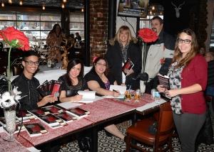 """""""Les filles"""", comme on les appelle affectueusement, en ont signé des livres !"""